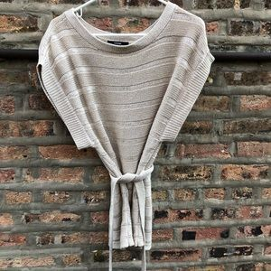 Sleeveless Tunic - Lightweight Knit